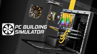 Постер PC Building Simulator